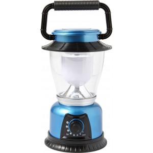 LED kempinglámpa, kék